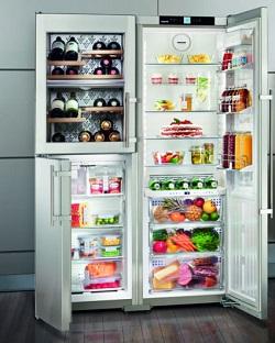 Учимся хранить продукты в холодильнике