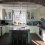 163. Классический дизайн кухни