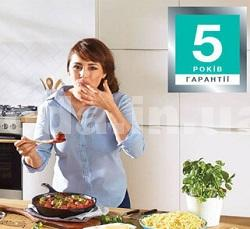5 лет гарантии на плиты Gorenje