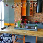 Стильная современная кухня в Киеве