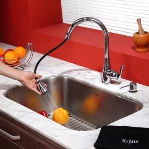 Комплект для кухни Kraus