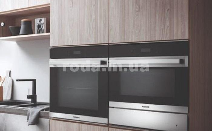 правила расположения духовки на кухне