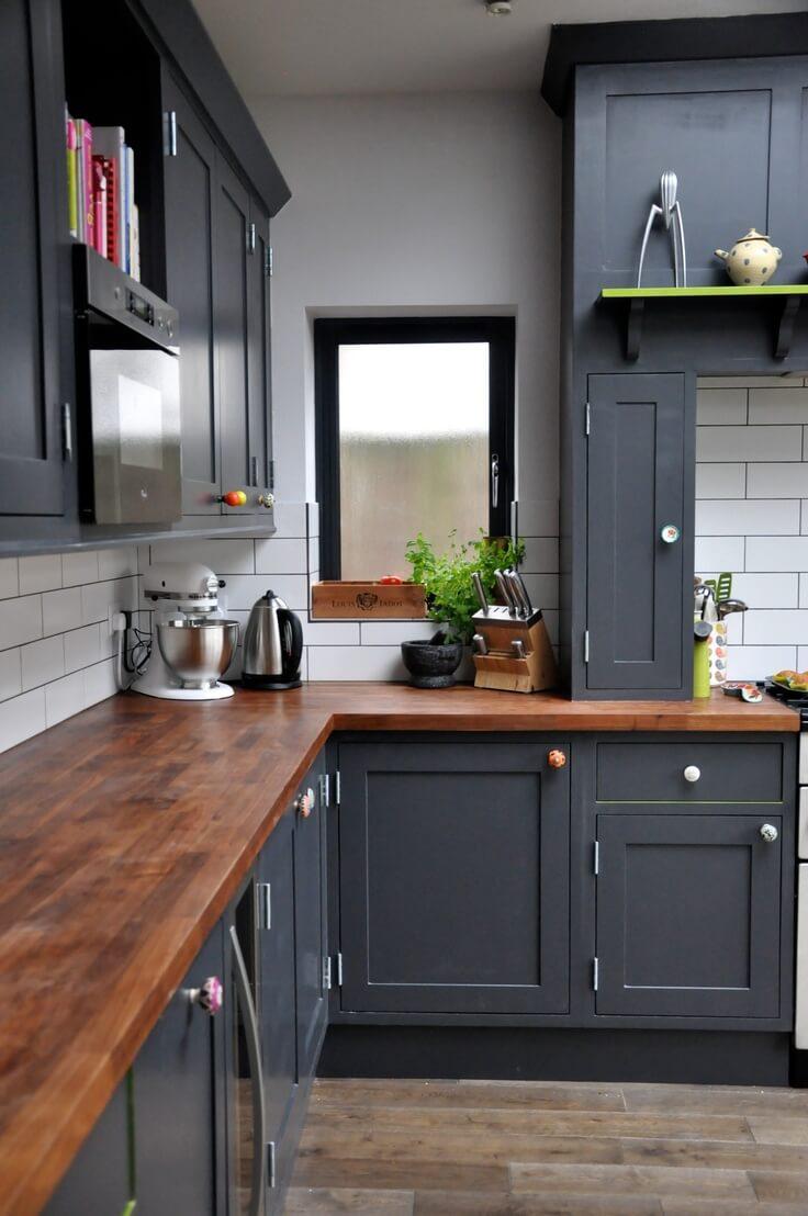 цвет шкафов для кухни