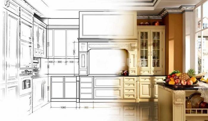 готовые кухни или под заказ