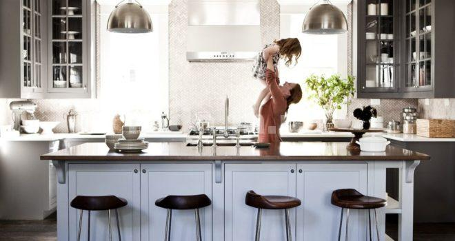 Оформление кухни в стиле фэн-шуй
