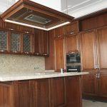 Кухня в классическом стиле (дерево)