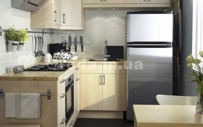 интерьер для кухни 8м2