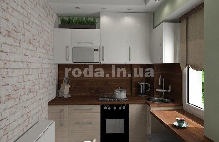 советы для кухни 8м2