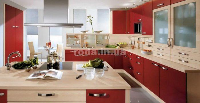 практичный цвет кухни