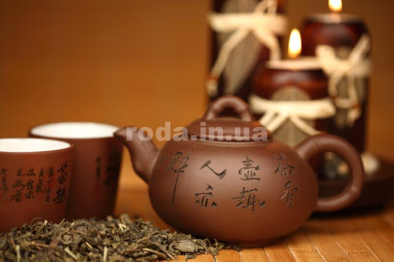 Детали кухни в китайском стиле