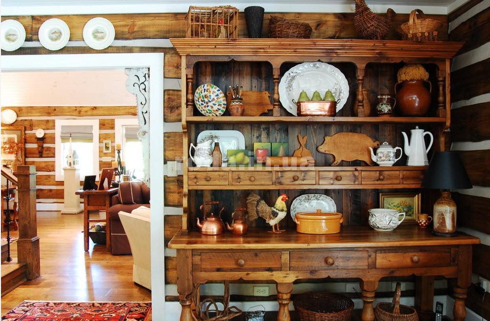 Аксессуары на кухне практично и красиво