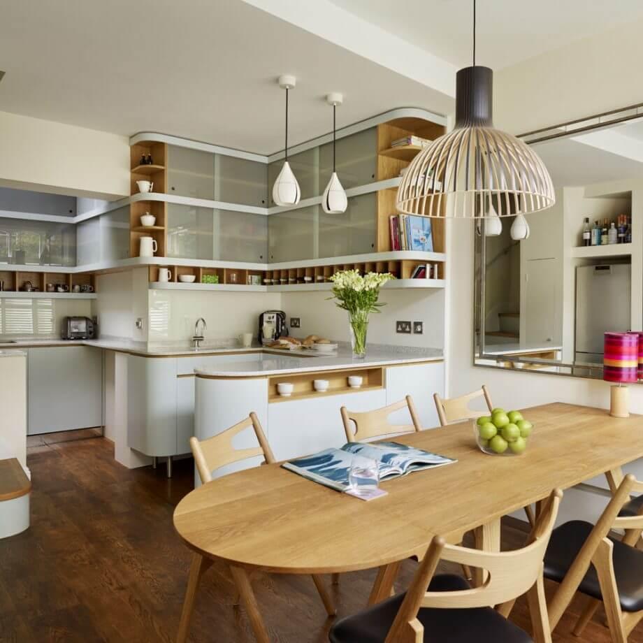 Как обустроить уютную кухню