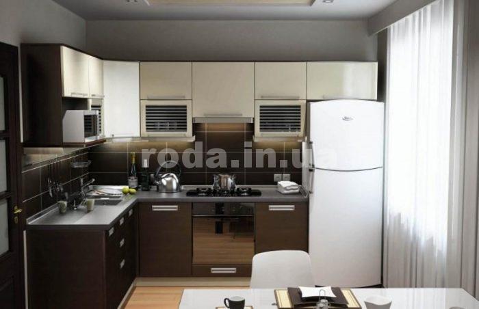 конфигурация мебели в кухне 12 кв.м