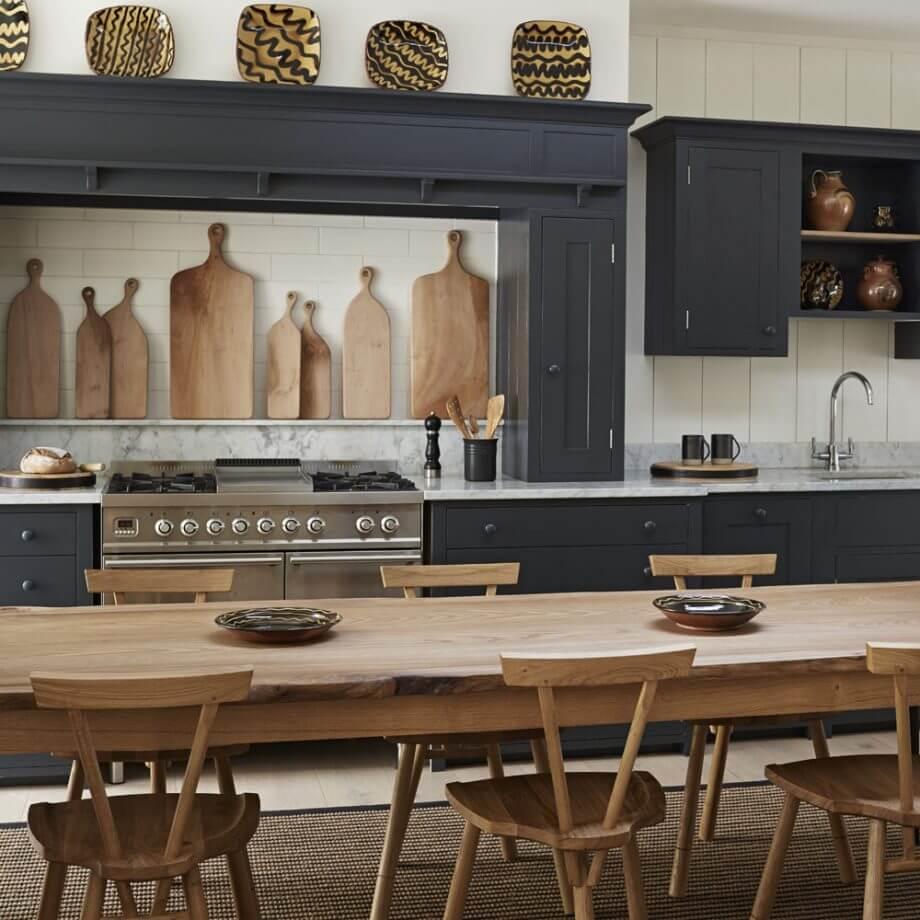 Как самому обустроить уютную кухню