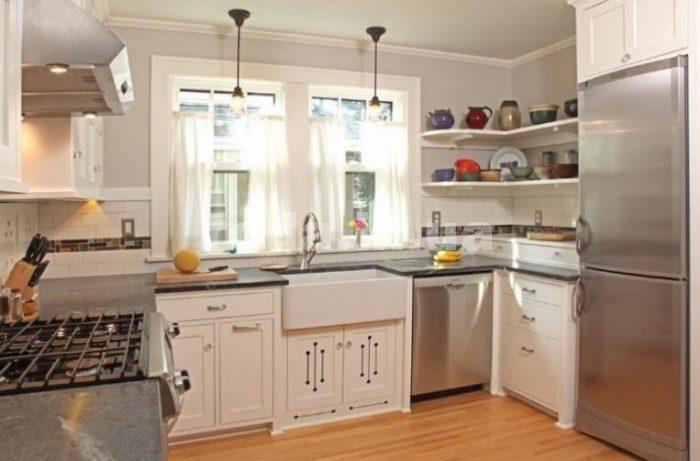 как сохранить мебель на кухне
