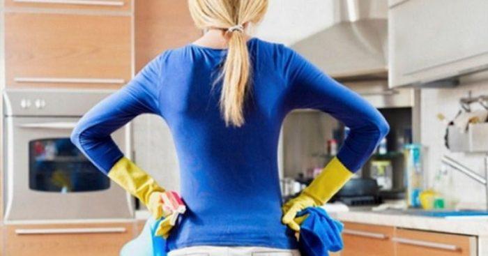уход за кухонным гарнитуром