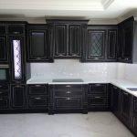 Классическая кухня Roda черная