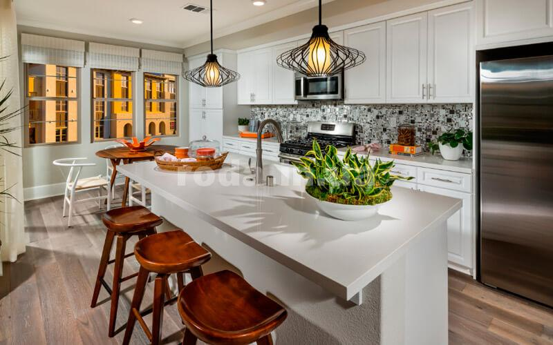 Кухня в стиле фэн-шуй