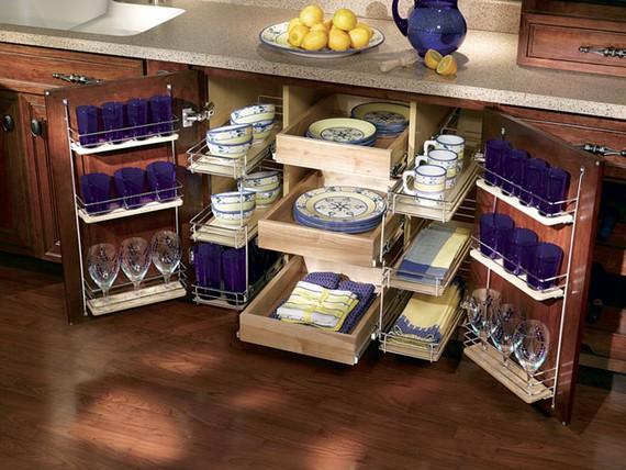 идеи для шкафов на кухне