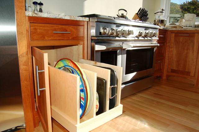 идеи как использовать шкафы на кухне