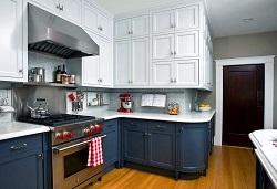 Как выбрать материалы для кухни