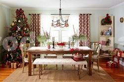 Украшаем кухню на Новый год