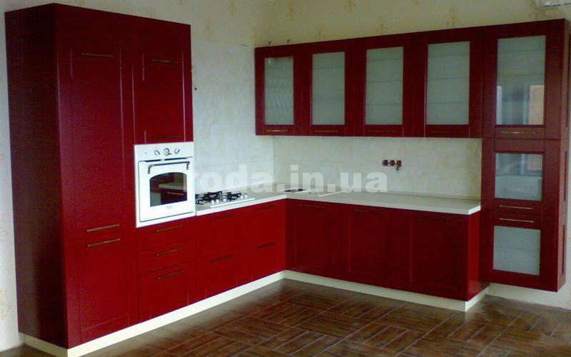 Встроенная кухня наши работы